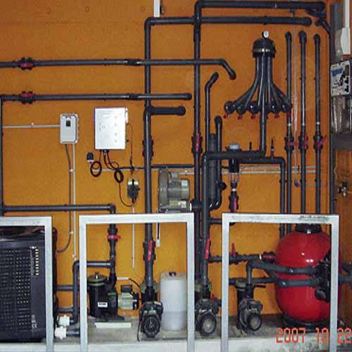 Instalació de sistemes depuradors de piscines